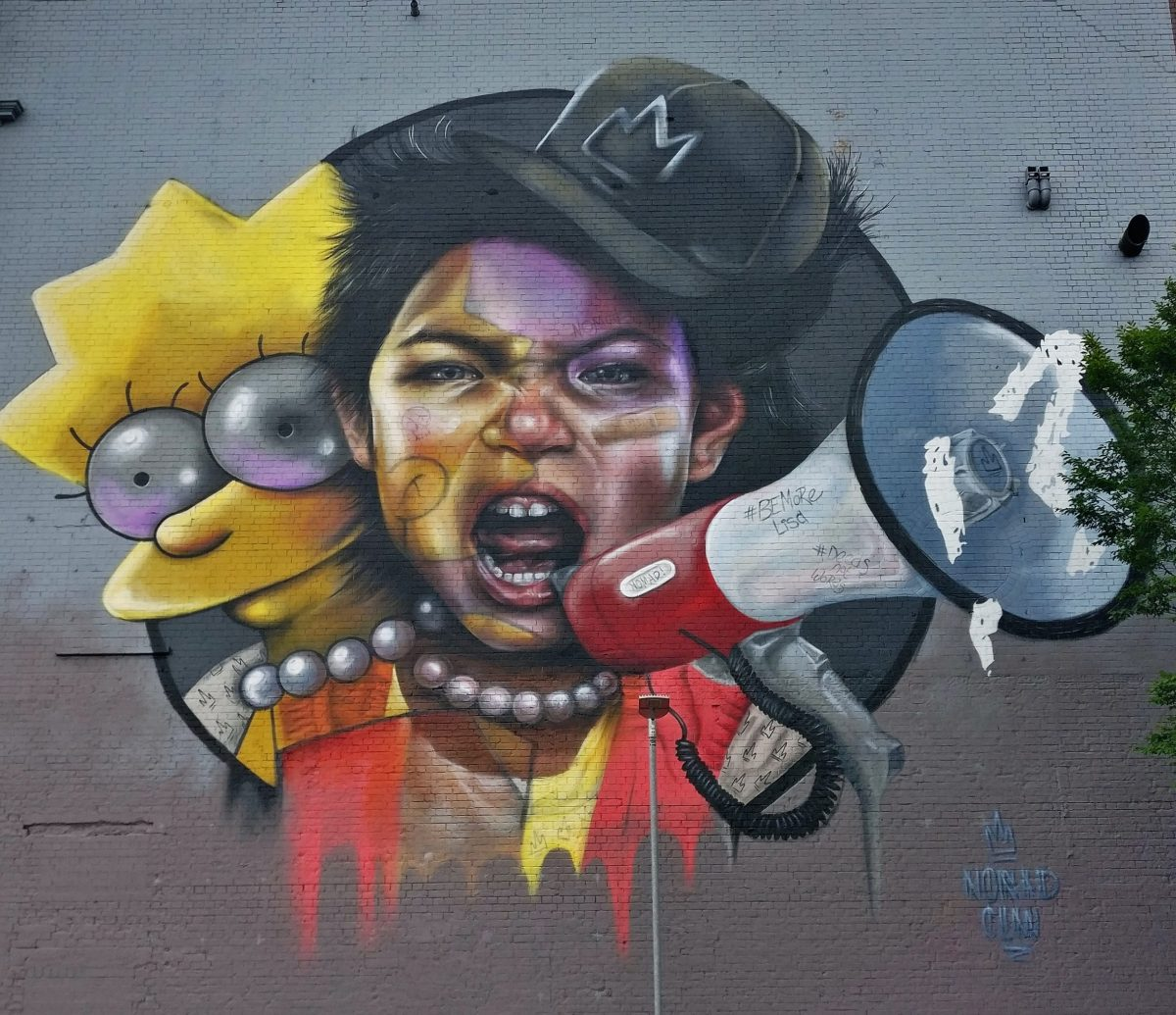 The Top 25 Murals from the 2018 Upfest Street Art Festival in Bristol